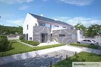 Projekty domów jednorodzinnych - Zobacz projekt - Przychylny w.II