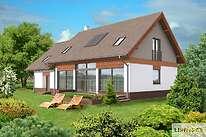 Projekty domów jednorodzinnych - Zobacz projekt - Berlin III