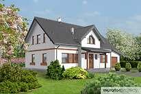 Projekty domów jednorodzinnych - Zobacz projekt - Taktowny w.e