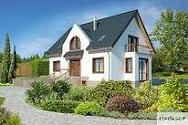 Projekty domów jednorodzinnych - Zobacz projekt - Sillian