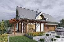 Projekty domów jednorodzinnych - Zobacz projekt - Tokio VII
