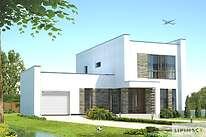 Projekty domów jednorodzinnych - Zobacz projekt - Cork