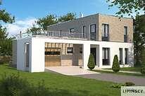 Projekty domów jednorodzinnych - Zobacz projekt - Cork II