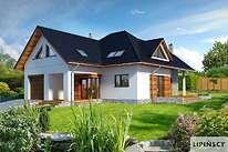 Projekty domów jednorodzinnych - Zobacz projekt - Avalon III