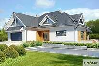 Projekty domów jednorodzinnych - Zobacz projekt - Avalon VI