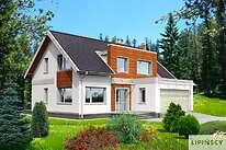 Projekty domów jednorodzinnych - Zobacz projekt - Essen
