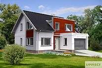 Projekty domów jednorodzinnych - Zobacz projekt - Essen II