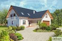 Projekty domów jednorodzinnych - Zobacz projekt - Davos