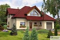 Projekty domów jednorodzinnych - Zobacz projekt - Rzym