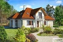 Projekty domów jednorodzinnych - Zobacz projekt - Dijon III