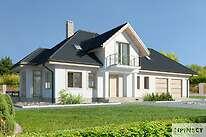 Projekty domów jednorodzinnych - Zobacz projekt - Dijon VI