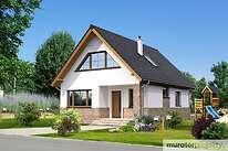 Projekty domów jednorodzinnych - Zobacz projekt - Gładki w.e