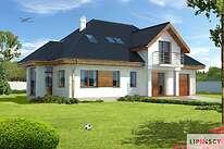 Projekty domów jednorodzinnych - Zobacz projekt - Dayton
