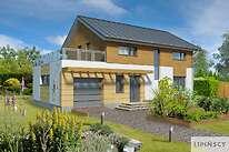 Projekty domów jednorodzinnych - Zobacz projekt - Nikko