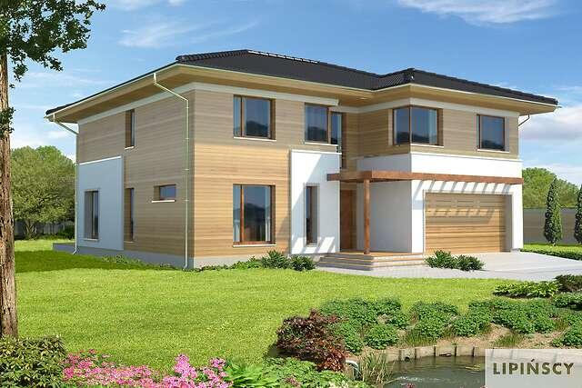 Zobacz powiększenie wizualizacji frontowej - projekt Canberra