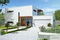 Projekty domów jednorodzinnych - Zobacz projekt - Belfast II