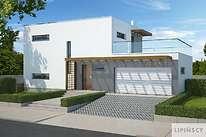 Projekty domów jednorodzinnych - Zobacz projekt - Belfast III