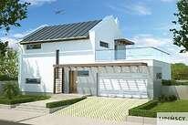 Projekty domów jednorodzinnych - Zobacz projekt - Belfast IV