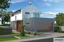 Projekty domów jednorodzinnych - Zobacz projekt - Belfast V