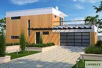 Projekty domów jednorodzinnych - Zobacz projekt - Belfast VI