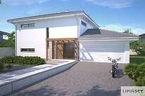 Projekty domów jednorodzinnych - Zobacz projekt - Belfast VII