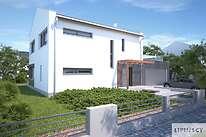 Projekty domów jednorodzinnych - Zobacz projekt - Belfast VIII