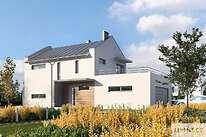 Projekty domów jednorodzinnych - Zobacz projekt - Belfast IX