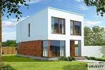 Projekty domów jednorodzinnych - Zobacz projekt - Tottori