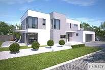 Projekty domów jednorodzinnych - Zobacz projekt - Imperia IV