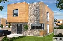 Projekty domów jednorodzinnych - Zobacz projekt - Delft