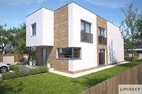 Projekty domów jednorodzinnych - Zobacz projekt - Delft III