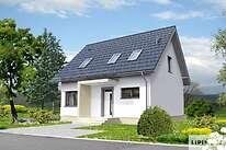 Projekty domów jednorodzinnych - Zobacz projekt - Loreto II
