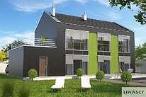 Projekty domów jednorodzinnych - Zobacz projekt - Santos III