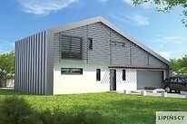 Projekty domów jednorodzinnych - Zobacz projekt - Temerin