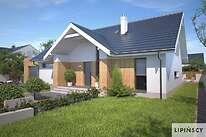 Projekty domów jednorodzinnych - Zobacz projekt - Tampa III