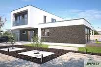 Projekty domów jednorodzinnych - Zobacz projekt - Concord