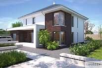 Projekty domów jednorodzinnych - Zobacz projekt - Carrara II