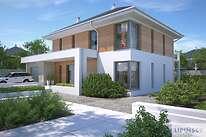 Projekty domów jednorodzinnych - Zobacz projekt - Carrara IV