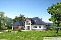 Projekty domów jednorodzinnych - Zobacz projekt - Niezbędny