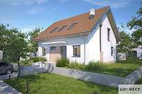 Projekty domów jednorodzinnych - Zobacz projekt - Mito