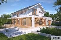 Projekty domów jednorodzinnych - Zobacz projekt - Bergamo