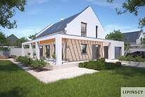 Projekty domów jednorodzinnych - Zobacz projekt - Bergamo II