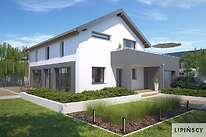 Projekty domów jednorodzinnych - Zobacz projekt - Bergamo III