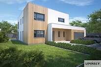 Projekty domów jednorodzinnych - Zobacz projekt - Grenoble