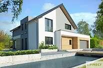 Projekty domów jednorodzinnych - Zobacz projekt - Grenoble II