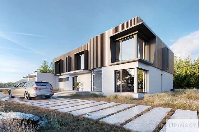 Projekt domu - DCP360-Annecy