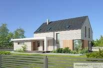 Projekty domów jednorodzinnych - Zobacz projekt - Oznaczony w.I
