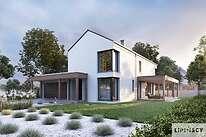 Projekty domów jednorodzinnych - Zobacz projekt - Dax