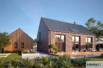 Projekty domów jednorodzinnych - Zobacz projekt - Lund