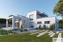 Projekty domów jednorodzinnych - Zobacz projekt - Santander